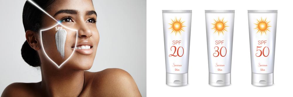 Солнцезащитные кремы для лица: составляющая часть базового ухода за кожей лица